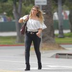 Hilary Duff Goes Shopping in West Hollywood 09/13/2017-4
