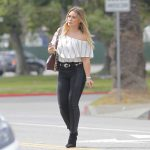 Hilary Duff Goes Shopping in West Hollywood 09/13/2017-5