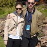 Kate Mara at the 2017 Telluride Film Festival in Colorado With Jamie Bell 09/01/2017-2