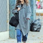Keira Knightley Was Spotted Out in London 09/12/2017-2