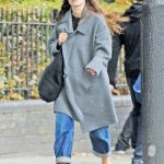 Keira Knightley Was Spotted Out in London 09/12/2017-3