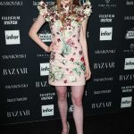 Larsen Thompson at Harper's Bazaar ICONS Party During New York Fashion Week 09/08/2017-2