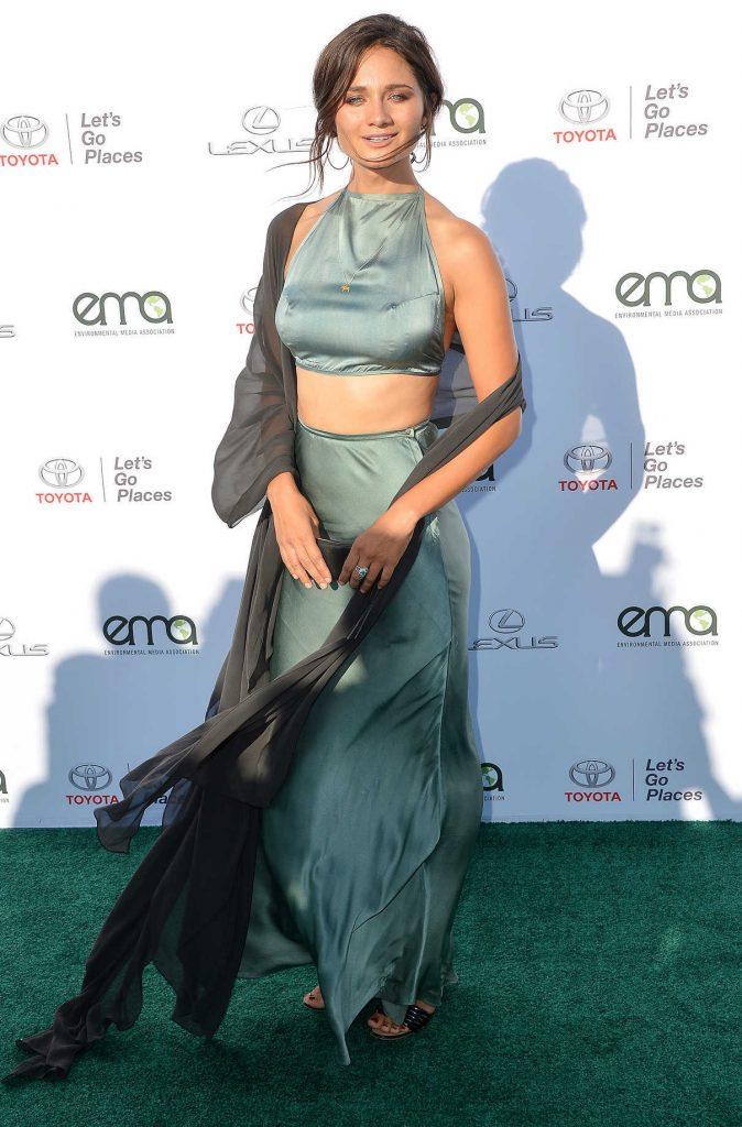 Meg Haywood Sullivan at the Environmental Media Association Awards in Los Angeles 09/23/2017-1
