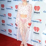 Miley Cyrus at the 2017 iHeart Music Festival in Las Vegas 09/23/2017-2