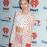 Miley Cyrus at the 2017 iHeart Music Festival in Las Vegas 09/23/2017-4