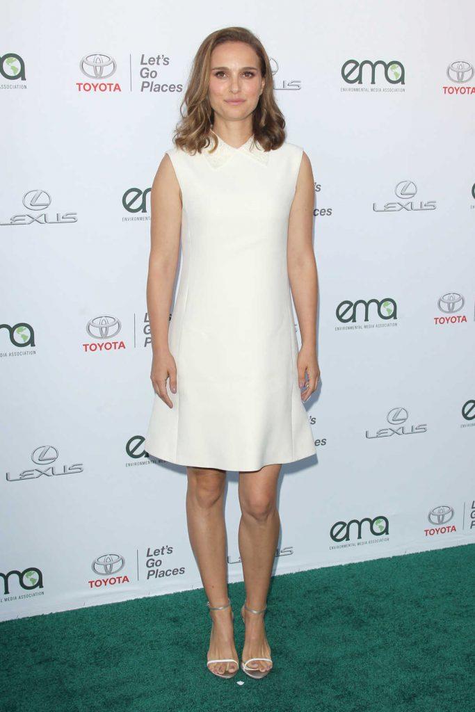Natalie Portman at the Environmental Media Association Awards in Los Angeles 09/23/2017-1