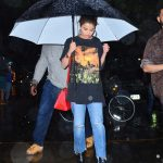 Selena Gomez Goes to Dinner Under the Rain With The Weeknd in NYC 09/02/2017-2
