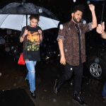 Selena Gomez Goes to Dinner Under the Rain With The Weeknd in NYC 09/02/2017-4