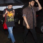Selena Gomez Goes to Dinner Under the Rain With The Weeknd in NYC 09/02/2017-5