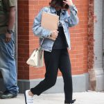 Selena Gomez Leaves Her Apartment in New York 09/18/2017-2