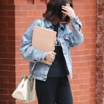 Selena Gomez Leaves Her Apartment in New York 09/18/2017-3