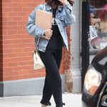 Selena Gomez Leaves Her Apartment in New York 09/18/2017-4
