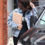Selena Gomez Leaves Her Apartment in New York 09/18/2017-5