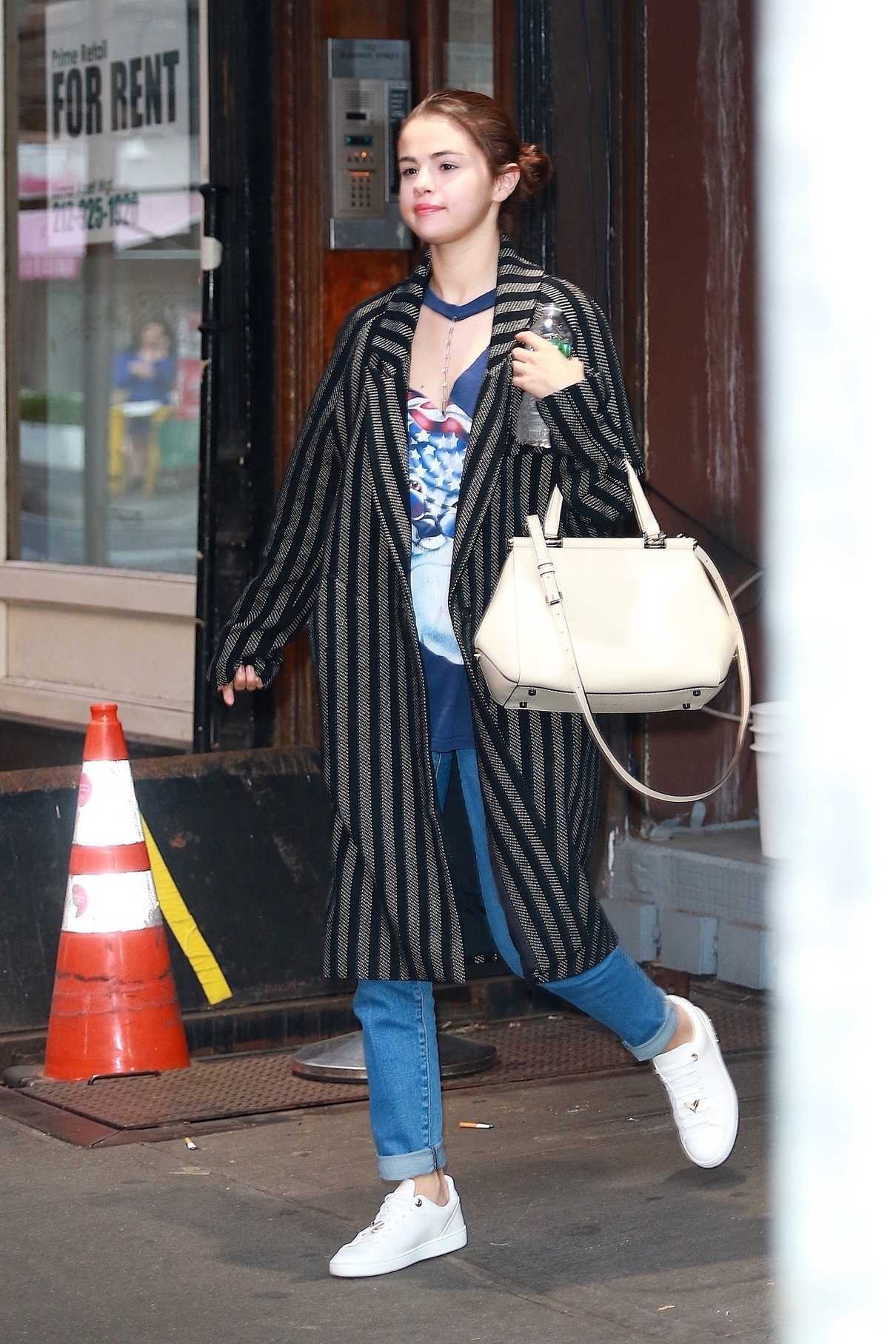 Selena Gomez Was Seen Out in NYC 09/26/2017-2