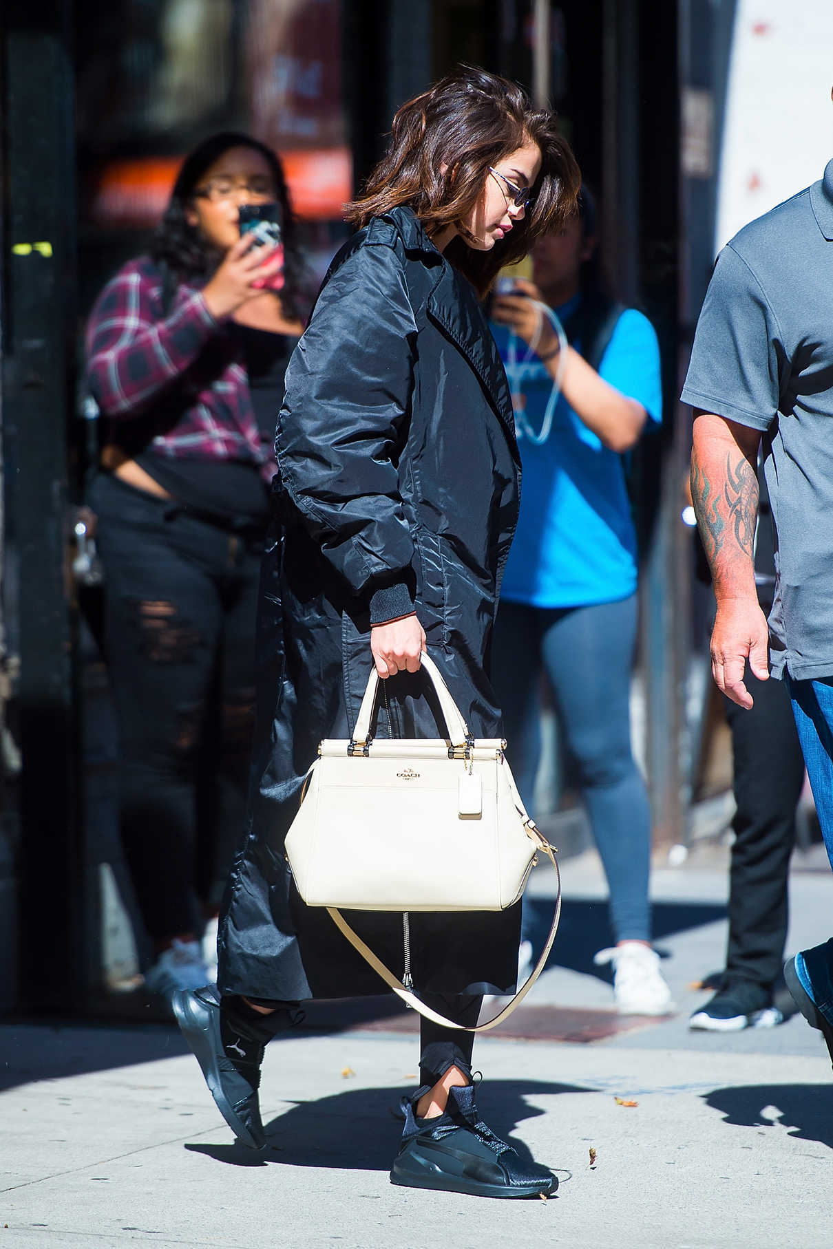 Selena Gomez Was Seen Out in NYC 09/28/2017-5
