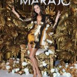 Alessandra Ambrosio at the Marajo Haircare Launch Party in Los Angeles 10/12/2017-2