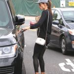 Alessandra Ambrosio Was Seen Out in Brentwood 10/30/2017-3
