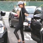 Alessandra Ambrosio Was Seen Out in Brentwood 10/30/2017-5