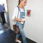 Alessandra Ambrosio Was Spotted at LAX Airport in LA 10/24/2017-5