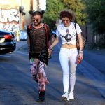 Bella Thorne Leaves Body Electric Tattoo Shop in West Hollywood 10/10/2017-4