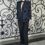 Cate Blanchett at the Givenchy Fashion Show During Paris Fashion Week 10/01/2017-2