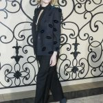 Cate Blanchett at the Givenchy Fashion Show During Paris Fashion Week 10/01/2017-3