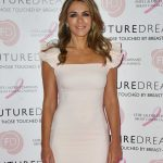 Elizabeth Hurley at the Future Dreams' Fundraising Charity Lunch in London UK 10/09/2017-3