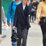 Elle Fanning Was Seen Out in NYC 09/30/2017-2