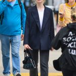 Elle Fanning Was Seen Out in NYC 09/30/2017-4