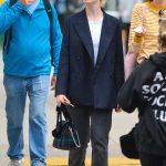Elle Fanning Was Seen Out in NYC 09/30/2017-5