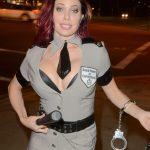 Erika Jordan Leaves a Pre-Halloween Party in Los Angeles 10/29/2017-4