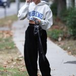 Hailey Baldwin Was Seen Out in West Hollywood 10/30/2017-2