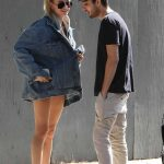 Hailey Baldwin Was Seen With a Friend on Melrose in Los Angeles 10/10/2017-5