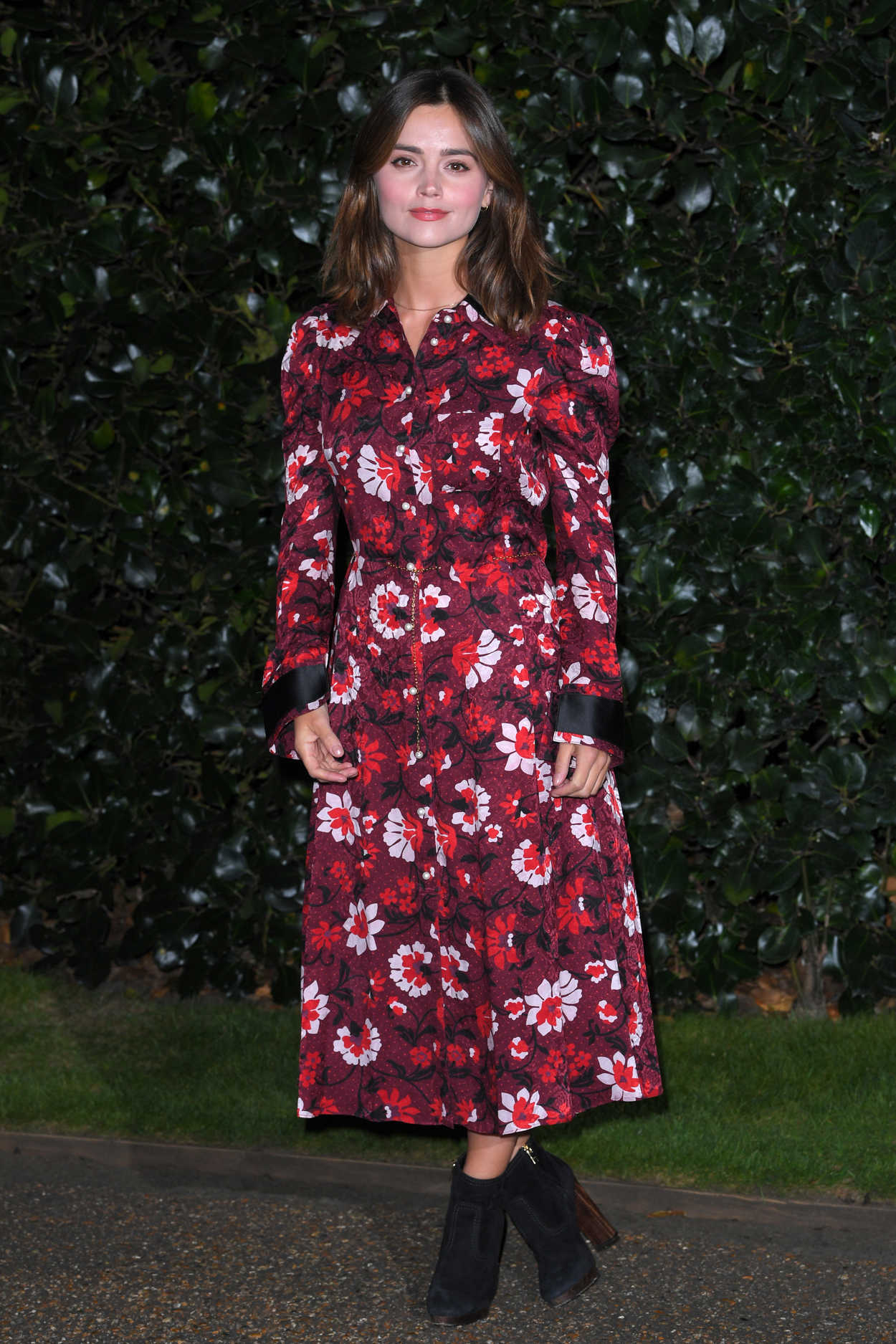 Jenna-Louise Coleman at the Victoria TV Show Photocall in London 10/09/2017-2