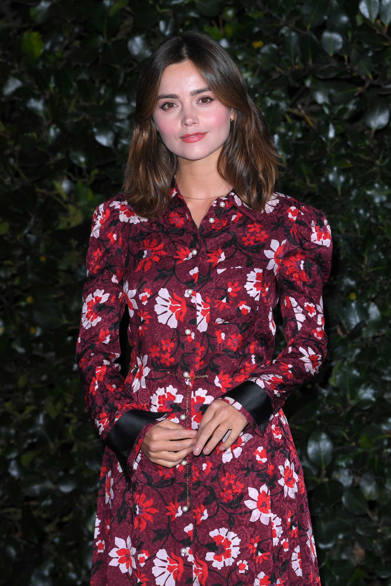 Jenna-Louise Coleman at the Victoria TV Show Photocall in London 10/09/2017-3