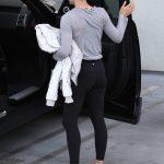 Jennifer Garner Arrives for a Morning Workout in Los Angeles 09/30/2017-3