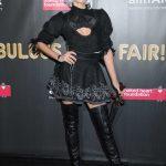 Jessica Hart at 2017 amfAR Fabulous Fund Fair in NYC 10/28/2017