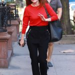 Julianne Moore Was Spotted Out in New York City 10/10/2017-2