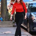 Julianne Moore Was Spotted Out in New York City 10/10/2017-4