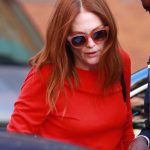 Julianne Moore Was Spotted Out in New York City 10/10/2017-5