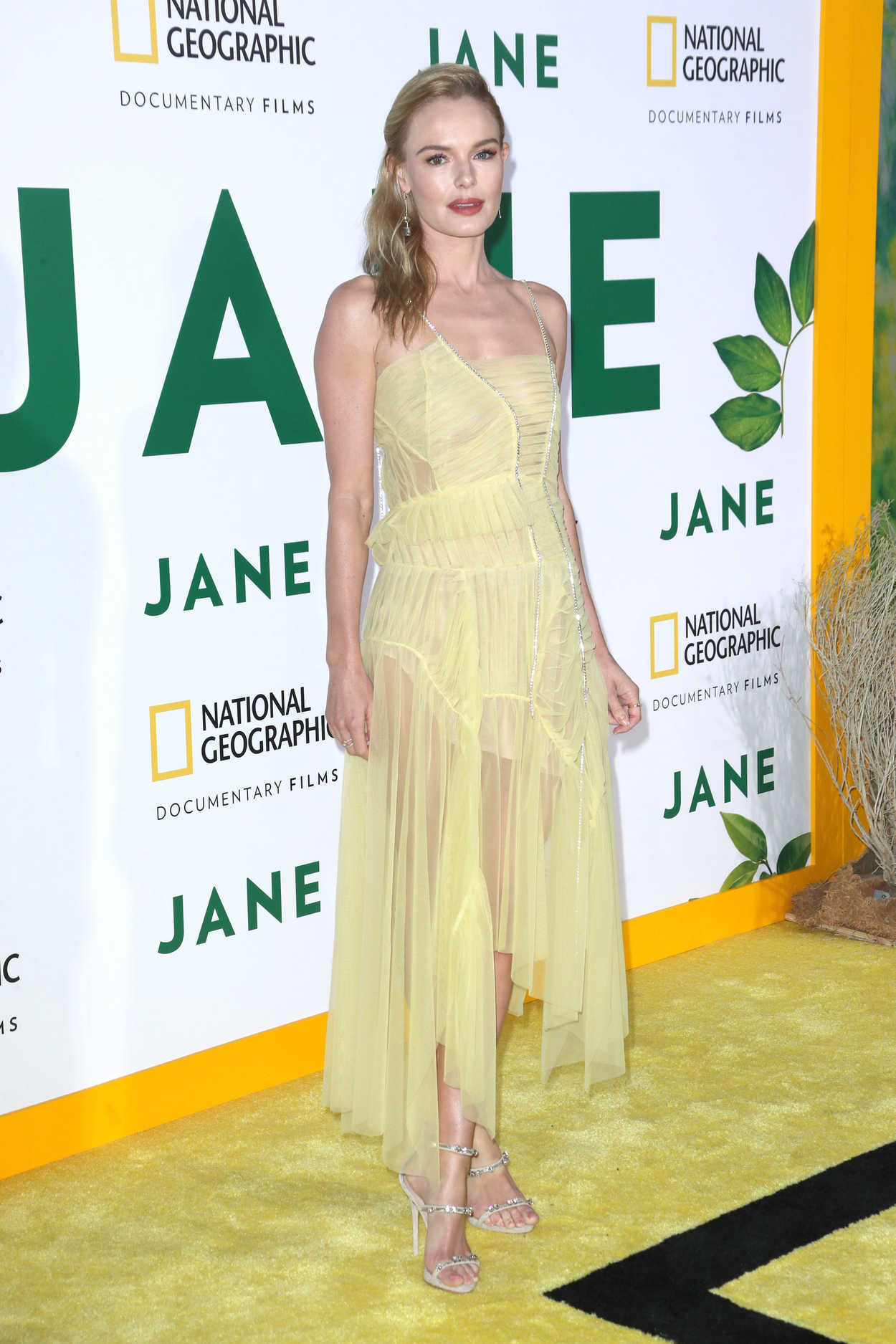 Kate Bosworth at the Jane Premiere in Hollywood 10/09/2017-2