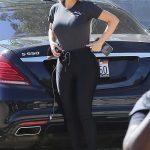 Kim Kardashian Was Seen Out in Westlake Village 10/17/2017-4
