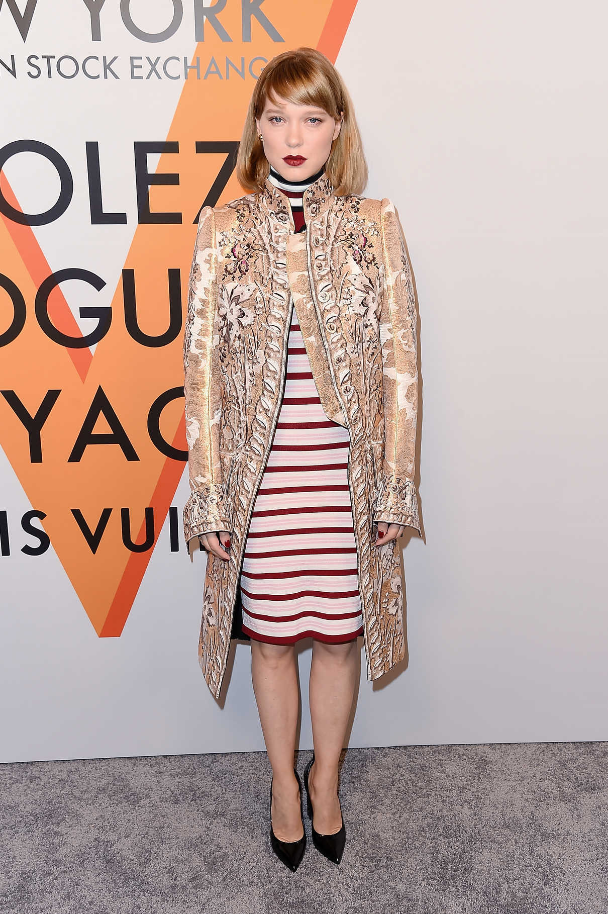 00d083e6e3fd Lea Seydoux at the Volez