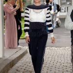 Marion Cotillard Arrives at the Valentino Show During Paris Fashion Week 10/01/2017-3