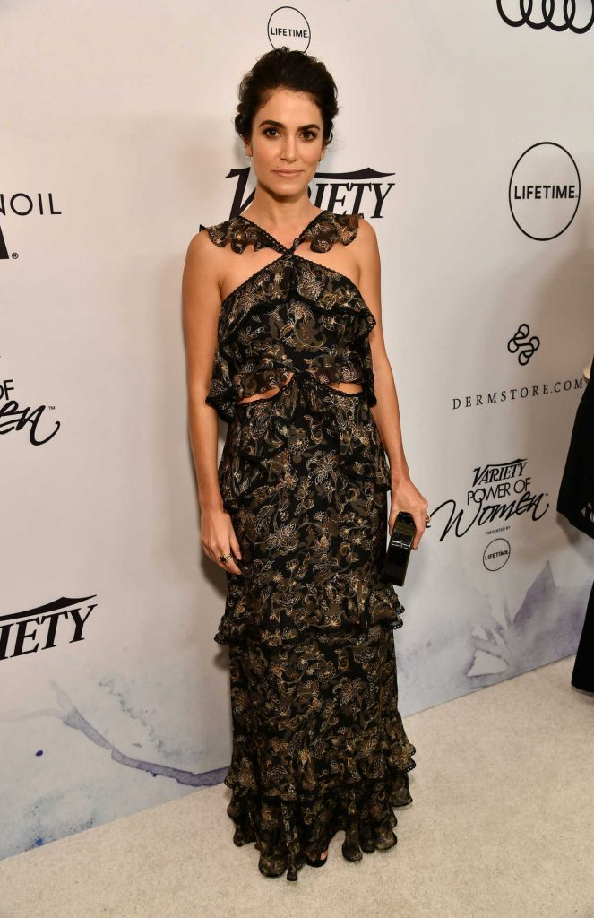 Nikki Reed at the Variety's Power of Women Presented by Lifetime in Los Angeles 10/13/2017-1