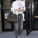 Olivia Wilde Leaves Her Hotel in NYC 10/02/2017-2