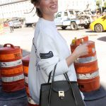 Olivia Wilde Leaves Her Hotel in NYC 10/02/2017-5