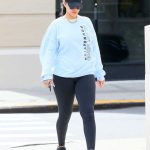 Rihanna Heads to the Gym in New York City 10/12/2017-3