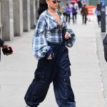 Rihanna Was Seen Out in New York City 10/13/2017-3