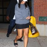 Rihanna Was Seen Out in New York City 10/19/2017-4